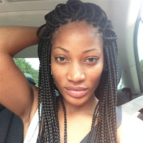 Box Braid Hairstyles Pictures by Box Braids Hairstyles Beautiful Hairstyles