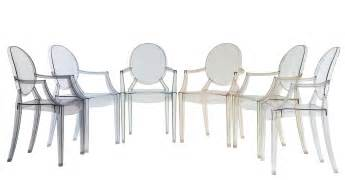 fauteuil louis ghost kartell made in design