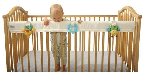 Organic Crib Rail Cover by Leachco Organic Easy Teether Crib Rail Cover Ivory