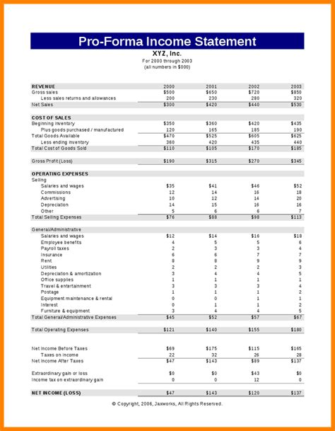 Financial Statement Model Template financial statement model template twenty hueandi co