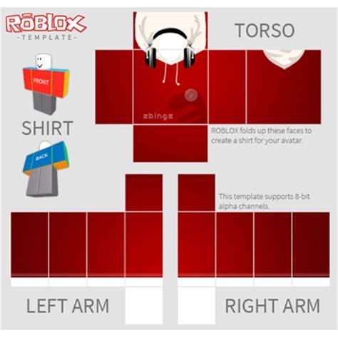 Zbingz Roblox Roblox Clothes Template