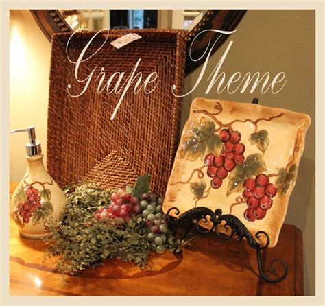 grape home decor 136 best images about grape home decor on pinterest
