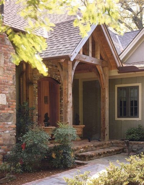 beam x front of house beams for the front porch love this look pinterest