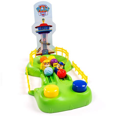puppy patrol spin master paw patrol paw patrol pup racers board