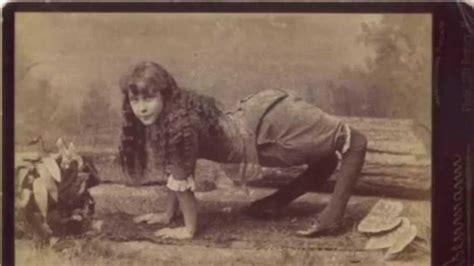 fotos antiguas espeluznantes fotos espeluznantes de circos antiguos youtube