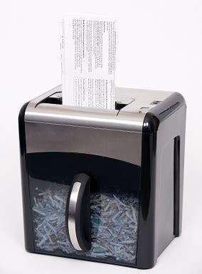 broyeur papier bureau le destructeur de papier mat 233 riel pour bureau