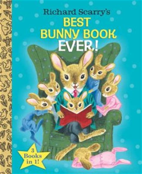 richard scarry s bunny golden book books richard scarry s best bunny book by richard scarry