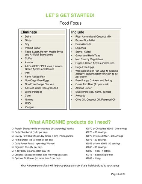 Fit Guide Detox Pdf by Detox Tea Diet Plan