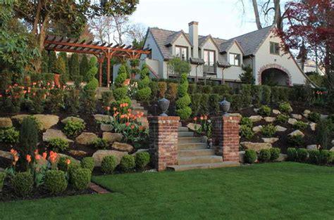 tips    landscape   hill home design lover