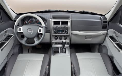 jeep liberty white interior jeep liberty compact suv car pictures