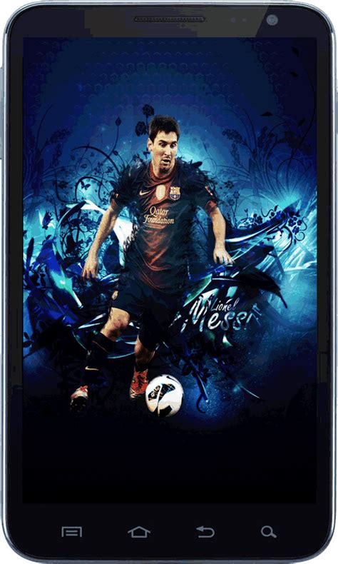 wallpaper 3d apk free lionel messi 3d live hd wallpaper apk download for