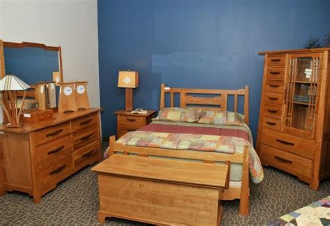arts and crafts bedroom furniture amish bedroom 0700 the amish connection solid wood