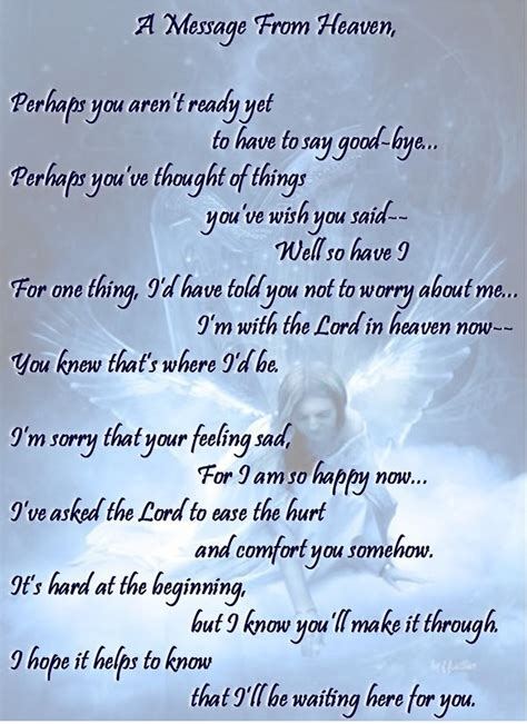Letter Closing Until We Meet Again just lost my grandmother miss you quotes