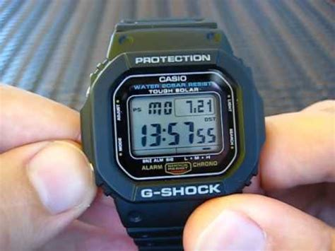 G Shock G5600 Not Dw5600 Dw6900 casio g 5600 e