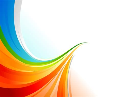 Rainbow Ppt Background Powerpoint Backgrounds For Free Rainbow Background For Powerpoint