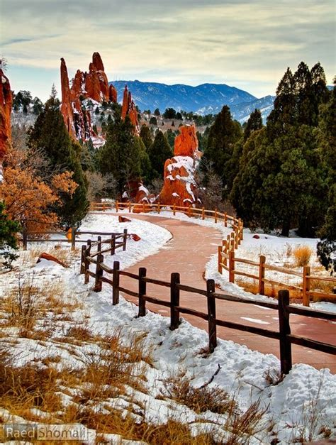 Garden Of The Gods Denver Garden Of The Gods Denver Colorado Places To Visit