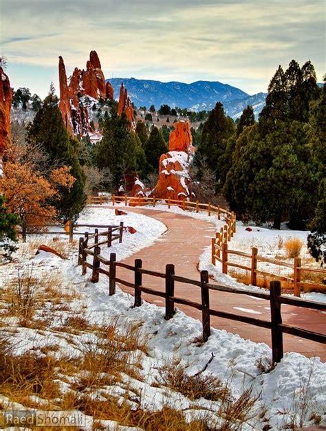 Denver To Garden Of The Gods by Garden Of The Gods Denver Colorado Places To Visit