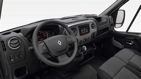 master design interni renault master x62 design veicoli renault italia