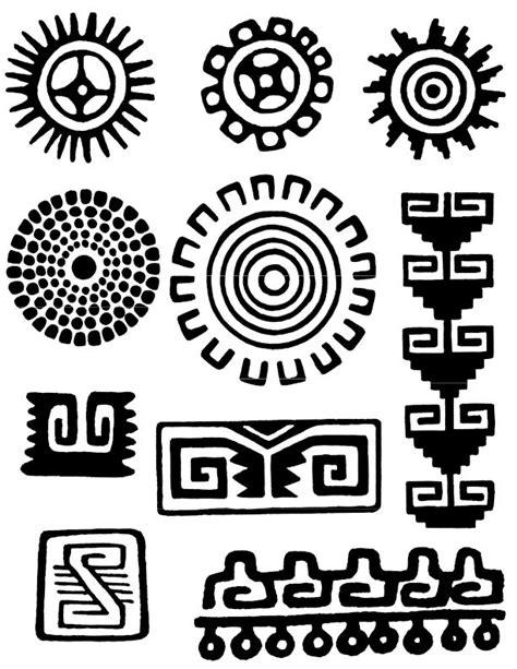 imagenes de aborigenes aztecas s 237 mbolos indigenas s 237 mbolos mayas maya y s 237 mbolos
