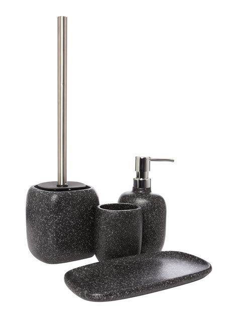 glitter bathroom accessories black glitter bathroom accessories house decor ideas