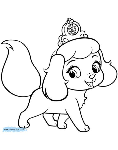 Puppy Coloring Sheet by Dogs Free Coloring Pages