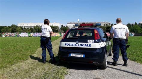 dati polizia dati attivit 224 polizia municipale di venezia 2016