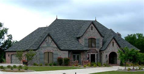 french tudor house plans house plan 96885 at familyhomeplans com