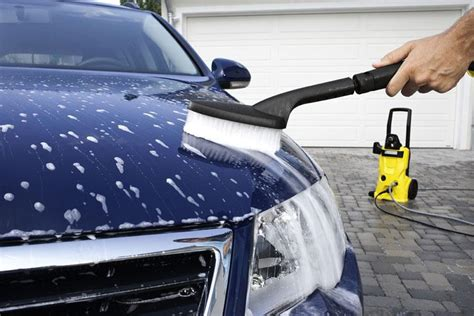Electric Patio Brush Cleaner Best Karcher Pressure Washer Attachments For Car Amp Patio