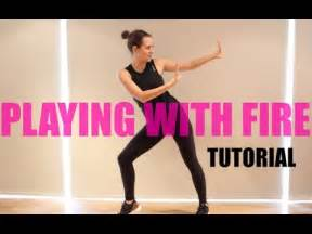 blackpink dance tutorial blackpink playing with fire 불장난 dance tutorial andrea