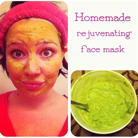 diy avocado mask avocado mask just