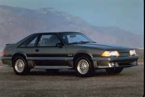 1987 Ford Mustang 1987 Ford Mustang Conceptcarz