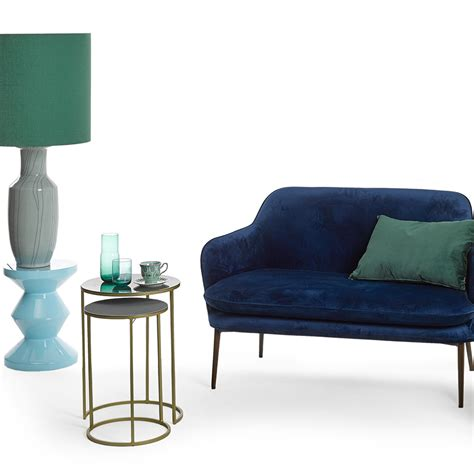 Table Ls Set Of 2 by Buy Pols Potten Enamel Side Table Set Of 2 Green Grey