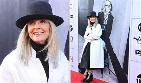 Studded Tribute To Diane Keaton Open All by Diane Keaton Honoured At Afi Achievement Award Gala