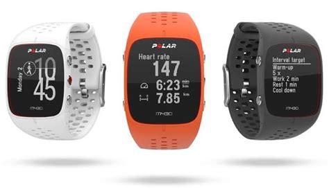 Polar M430 polar m430 gps running announced geeky gadgets