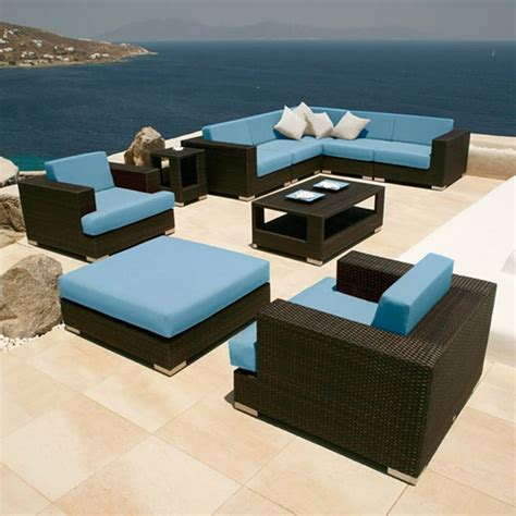 decorar muebles jardin exterior muebles de terraza y jard 237 n para decorar mueble exterior