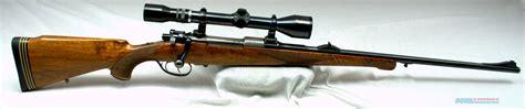 Handmade Rifle - mauser 98 custom bolt rifle 257 for sale