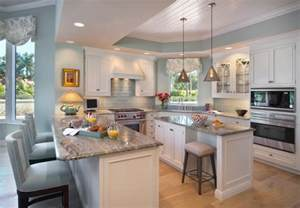 Beach Kitchen Ideas by Naples Remodel Condo