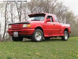 1994 Ford Ranger Splash 1994 Ford Ranger 4x4 94 Splash 4x4