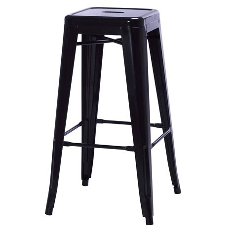 Stool Tolix replica xavier pauchard tolix stool 75cm