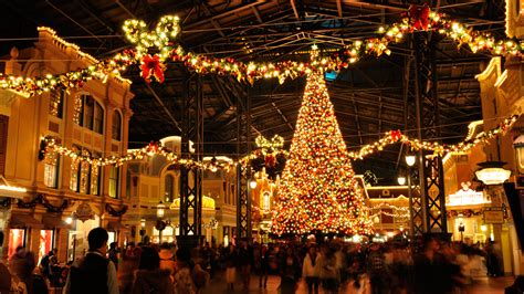 wishes and fantasy for christmas at the tokyo disney