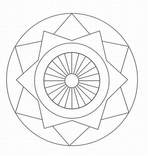 simple pattern colouring pages easy geometric coloring pages az coloring pages