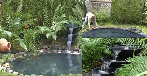 how to build a fish pond in your backyard how to build a garden pond or fish pond home design