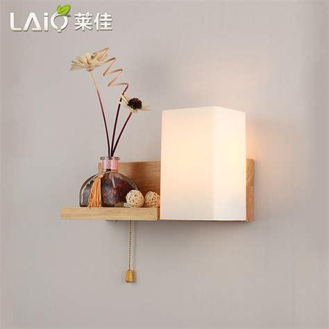 Ikea Bathroom Designer Moderne Lampe De Mur En Bois Applique De Salle De Bains