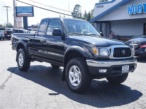 2004 Toyota Tacoma Bed Liner 2004 Toyota Tacoma Sr5 Trd For Sale Savings From 2 710
