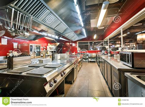 Kitchen Sink Drink - restaurant kitchen royalty free stock photos image 27268708