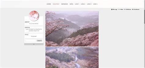 tumblr themes nice themes by raiidens