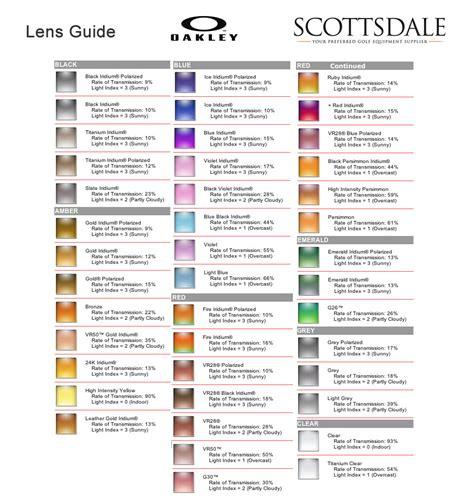 lenses that change with light oakley lens size chart www tapdance org
