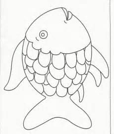 fish coloring template fish with scales coloring pages coloring pages
