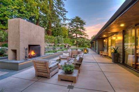 modern home design outdoor mid century modern home living modern landscape san