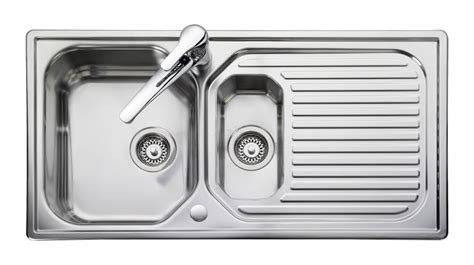 leisure glendale 1 bowl sink sinks kitchen accessories leisure aqualine aq9852 1 5 bowl 1th stainless steel inset